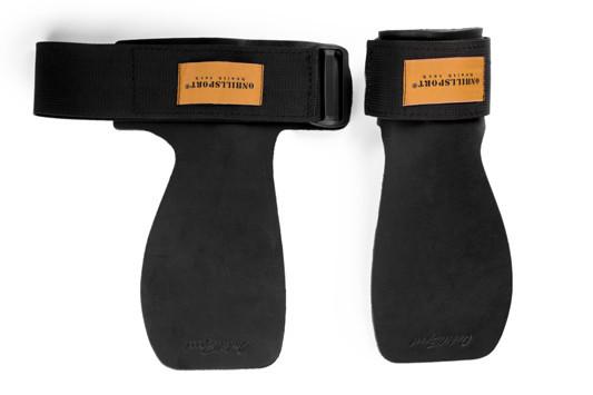 Накладки гимнастические кожаные универсальные