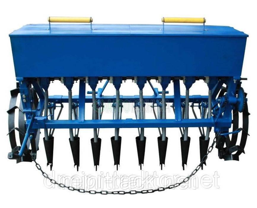 Зерновая сеялка 8 рядная (3Т)