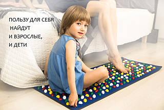 """Коврик массажный """"Ортопед"""" 200x40 см, фото 2"""