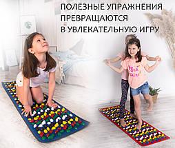 """Коврик массажный """"Ортопед"""" 200x40 см, фото 3"""