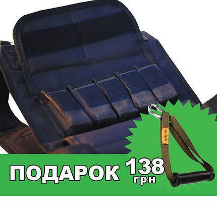 Утяжелительный жилет 1-20 кг, фото 2