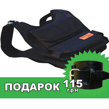 Утяжелительный жилет 1-10 кг, фото 2