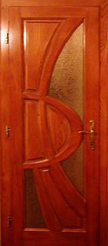 Двері міжкімнатні  з масиву, серія  Фламенко