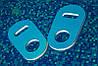 Аква ласта (утяжелитель для рук) 35*19*2,5 см, фото 2
