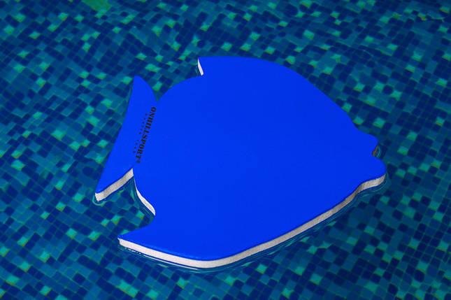 """Доска для плавания """"Рыбка шар малая"""" 37*37,5*2,5 см, фото 2"""