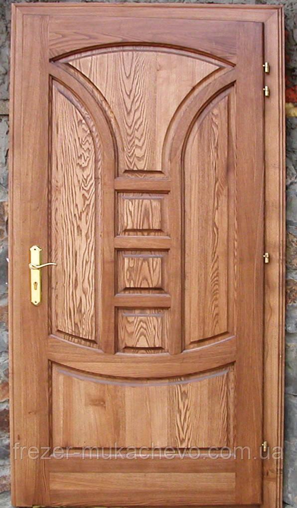 Двері міжкімнатні  з масиву, серія  Глазго
