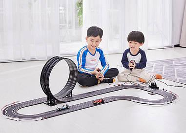 Автотрек Xiaomi CARRERA GO Racing Track Set F1 Black
