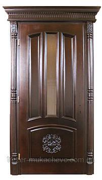 Двері міжкімнатні  з масиву, серія  Грація