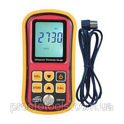 Толщиномер ультразвуковой (1,2~225 мм) Benetech GM100