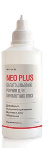 Раствор для линз Neo Plus 60мл (без контейнера)