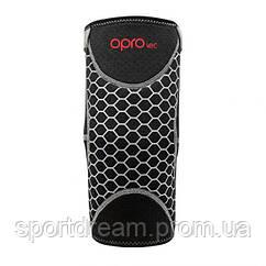 Наколенник спортивный OPROtec Knee Support with Closed Patella TEC5730-XL Черный  XL