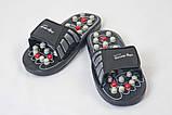 Рефлекторні масажні тапочки, фото 2