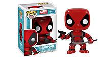 Фигурка Funko Pop Фанко Поп Marvel Deadpool Марвел Дэдпул 10 см DP20
