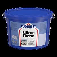 Фасадная краска Зюдвест силиконовая мат. SiliconTherm | SUDWEST 5 л