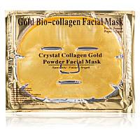 Crystal Collagen Gold Колагенова маска для обличчя з золотою пудрою Bio-Collagen [1 шт]