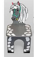 Стул детский Конь белогривый (094)