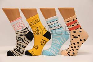 Женские носки высокие и средние