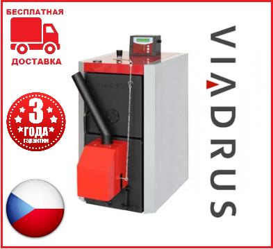 Пеллетные котлы Viadrus Woodpell  16-25 кВт