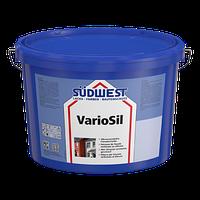 Фасадная краска Зюдвест ВариоСил силиконовая мат. VarioSil | SUDWEST 2,5 л