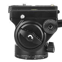 Штативная головка, видеоголовка QZSD Q-90 (Q90), фото 2