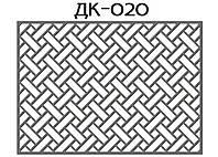 Декоративная решетка, ДК-020
