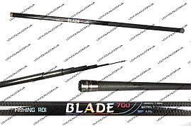 """Удочка маховая """"Blade"""" Full Carbon Pole Rod LBS9021-2 7m б/к (M24)"""