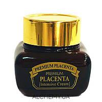 Интенсивный антивозрастной крем 3W Clinic Premium Placenta Intensive Cream 50 ml