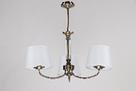 Люстра подвесная на 3 лампы 06-8923/3 AB+WT, фото 2