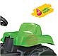 Детский трактор на педалях, веломобиль  ROLLY TOYS, фото 4