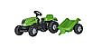 Детский трактор на педалях, веломобиль  ROLLY TOYS, фото 3