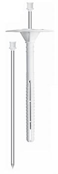 Дюбель для крепления изоляции с металлическим стержнем с термоголовкой LDK/TZ
