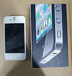IPhone 4 A1332 білий на запчастини 290101, фото 3
