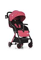 Детская коляска книжка  EL CAMINO ME 1036L MIMI CANDY PINK ( розовая )