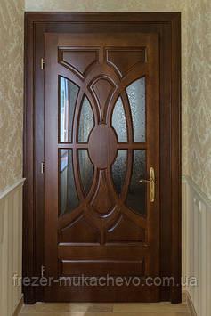 Двері міжкімнатні  з масиву, серія  Італія