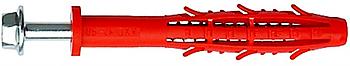 Дюбель универсальный фасадный полиамида с шестигранным шурупом KAXDN/CTR