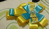 """Брошь галстук-жабо для детей и взрослых """"Нарядная"""", фото 1"""
