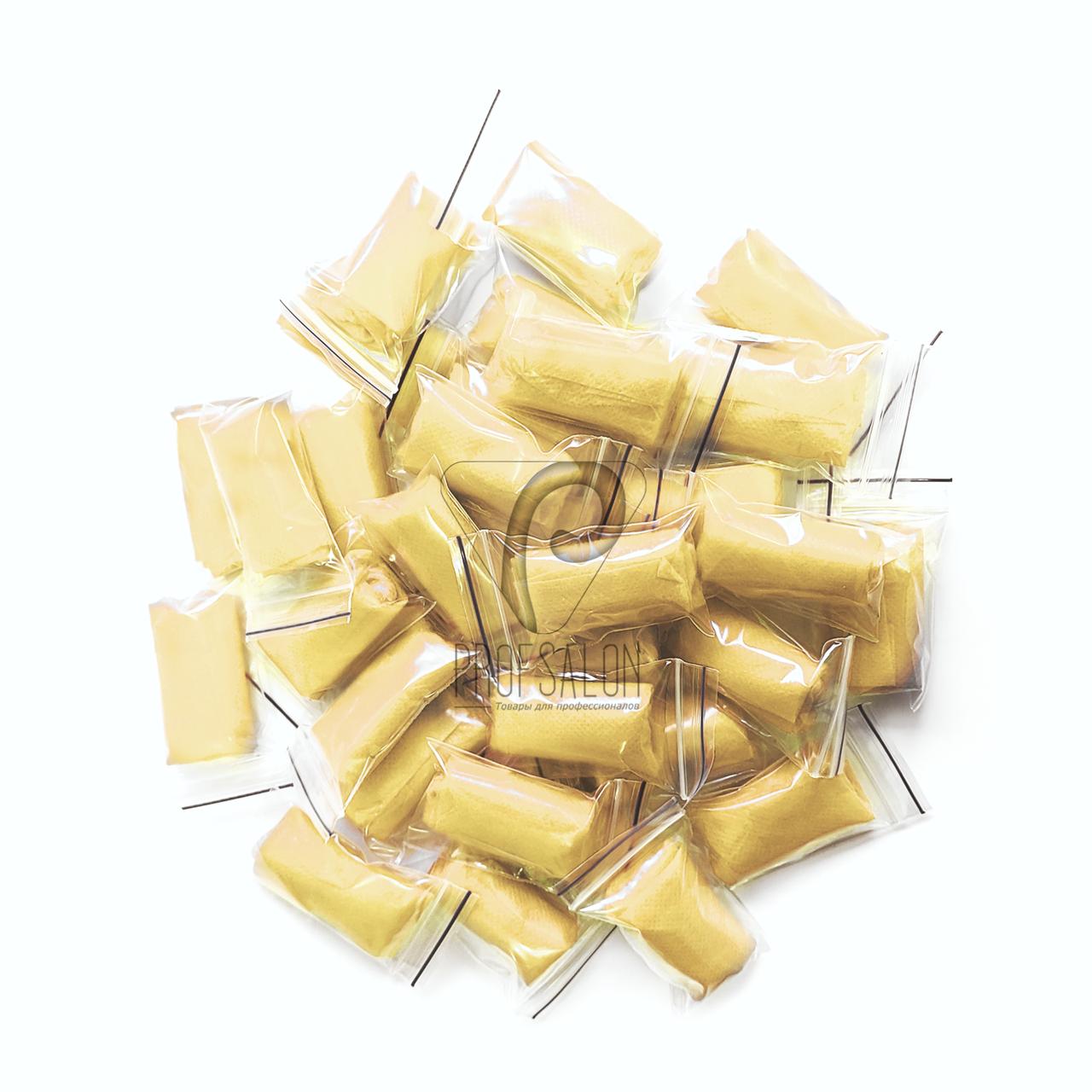 Трусики стринги одноразовые женские для процедур 50 шт (кремовые)