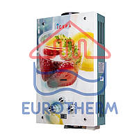 Газовая колонка Искра JSD-20 Десерт 10 литров/минута