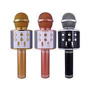 Караоке микрофон WS-858 Караоке микрофон