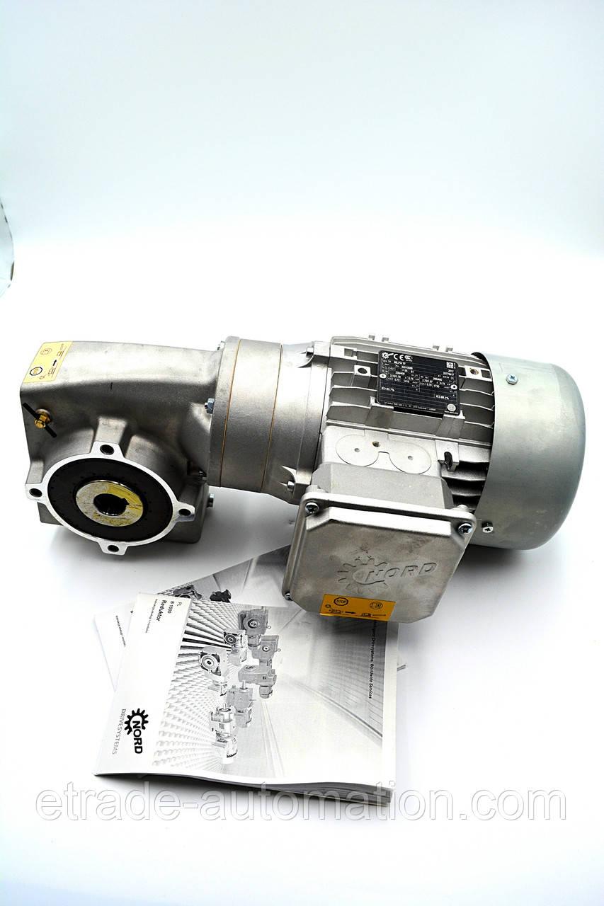 Редукторний двигун Nord Drivesystems SK1SMI63AZ-IEC80-80L