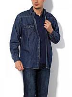 Мужская джинсовая рубашка Montana
