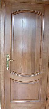 Двері міжкімнатні  з масиву, серія  Любляна