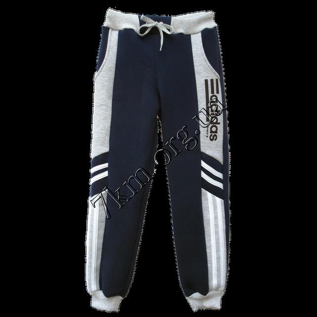 7ec2325df9b0 Спортивные штаны детские Реплика Adidas для мальчиков (8-12 лет)  трикотажные tim 2030