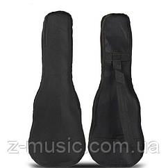 Чехол водонепроницаемый для укулеле сопрано UKB-21BK, черный