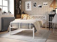 Металлическая односпальная кровать Верона-1 200(190) х 90 (80)