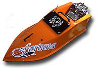 Прикормочный кораблик Фортуна 3 литра 15000 мАч Оранжевый