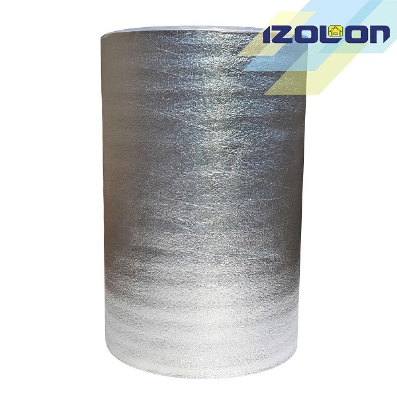 Полотно IZOLON AIR 5 мм, фольгований, 1,0м