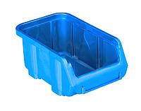 Пластиковый контейнер А-100 (163х100хН72мм) складской модульный лоток объем 1.2 л
