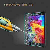 Защитное стекло для Samsung Galaxy Tab 4 7.0