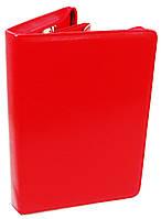 Папка AMO из искусственной кожи А4 Красный (SSBW06 red)